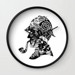 Mr. Holmes Wall Clock