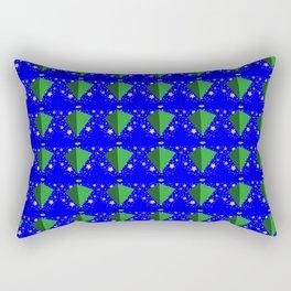 Pyramid Scheme Rectangular Pillow