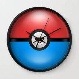 Super Poke Man Wall Clock