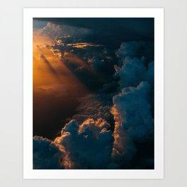 Incredible Skyscape Art Print