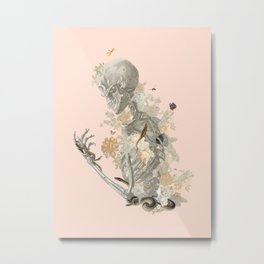 Stranger Danger I [sans type] Metal Print