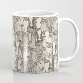 just cattle natural Coffee Mug