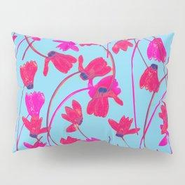 Flowering Cyclamen #5 Pillow Sham