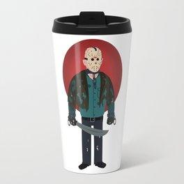 Jason Voorhees Friday the 13th Jason X Travel Mug