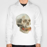 taco Hoodies featuring Death By Taco by Fontolia (Katie Blaker)