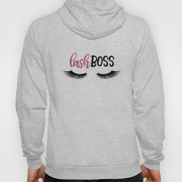 Lash Boss Hoody