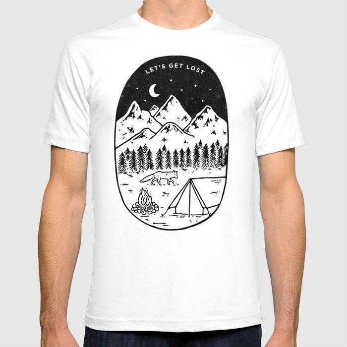 Let's Get Lost III T-shirt