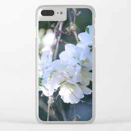 Hawthorn Echoes Clear iPhone Case
