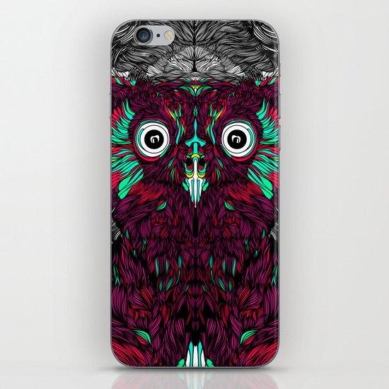 Owl You Need Is Love (Feat. Bryan Gallardo) iPhone & iPod Skin