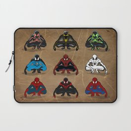 Spider-man - The Year of the Costumes Laptop Sleeve