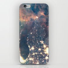 Intergalactic iPhone & iPod Skin