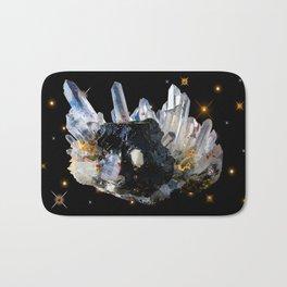Star Aura Quartz Bath Mat