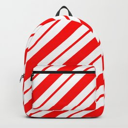 Peppermint Stripes Backpack