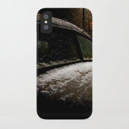 Truck Stop iPhone Case