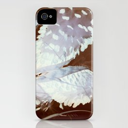 Milkweed iPhone Case