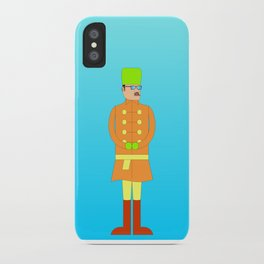 The Russian (II) iPhone Case