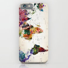 map Slim Case iPhone 6