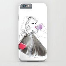 Two coffee day iPhone 6 Slim Case