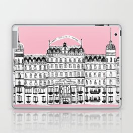Budapest Hotel Laptop & iPad Skin