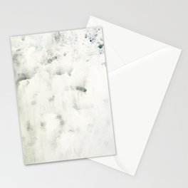 Watercolor abstract in many colors for a greeting card.No.36 Stationery Cards