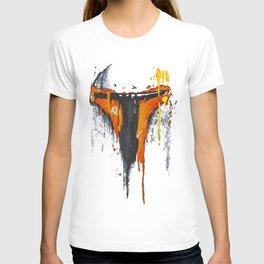 Orange living room 1 T-shirt