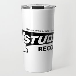 Studio One - Sir Coxsone Dodd (Common Style) Travel Mug