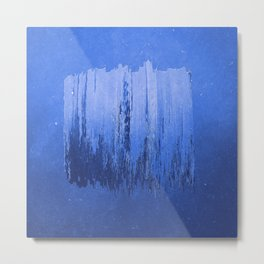 Blue Dominion Metal Print