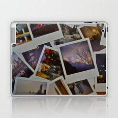 Pile of Polaroids Laptop & iPad Skin