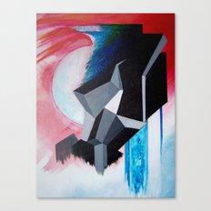 geosunset Canvas Print