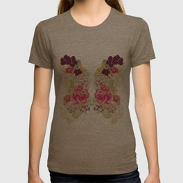 80's Peonies T-shirt