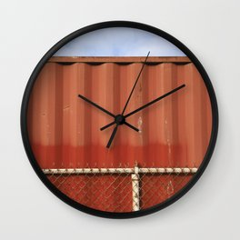 Juno I Wall Clock