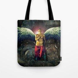 angel nude art  Tote Bag