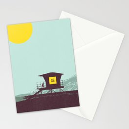 Locals Only - San Diego Stationery Cards