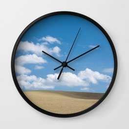 BETWEEN EARTH AND SKY 1 Wall Clock