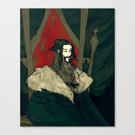 Vlad Tepes Canvas Print