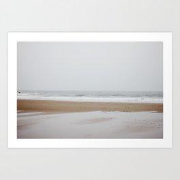 Sea Mist Art Print