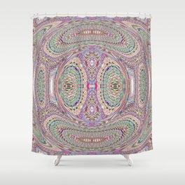 Hippi Daze Shower Curtain