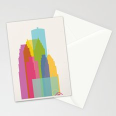 Shapes of Detroit Stationery Cards