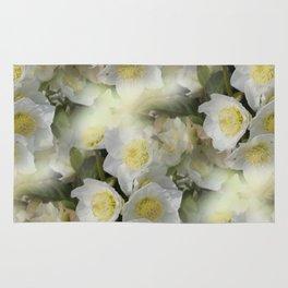 flowers -12- seamless pattern Rug