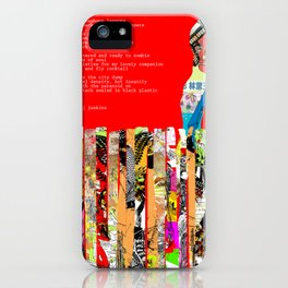 Jx3 Poem - 1 iPhone Case