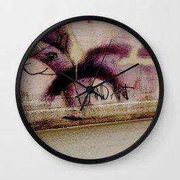 Find Art Wall Clock