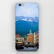 Innsbruck iPhone & iPod Skin