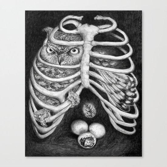 Alchemist's Cage Canvas Print