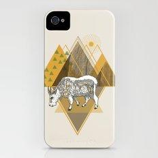 Mountain Goat Slim Case iPhone (4, 4s)
