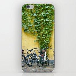 patio iPhone Skin