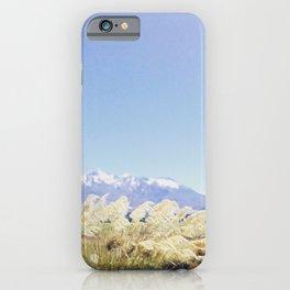 Sky ( Road Trip New Zealand ) iPhone Case