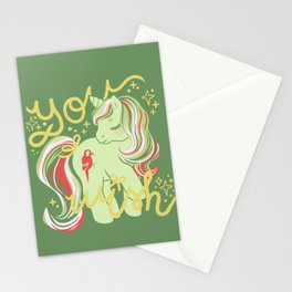 you wish Stationery Cards