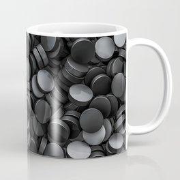 Hockey pucks Coffee Mug