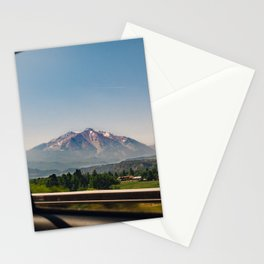 Aspen Mountain Stationery Cards