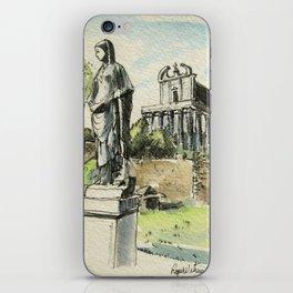 Roman Forum iPhone Skin